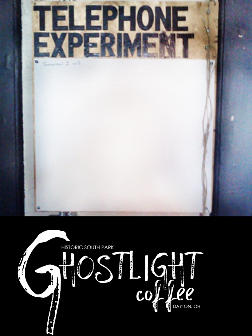 Telephone-Experiment